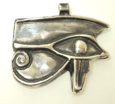 Solid Eye of Ra Pendant - $279.95+