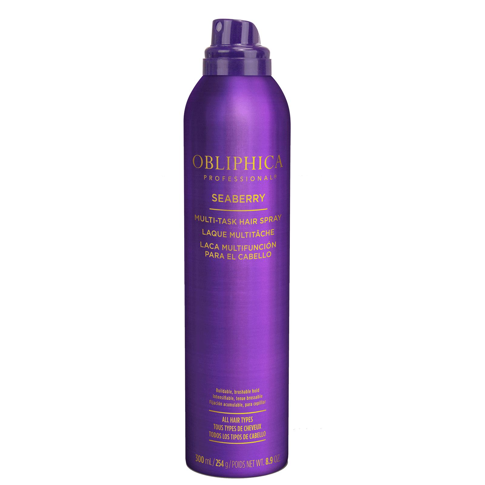 Obliphica Seaberry Multi-Task Hairspray 8.9oz