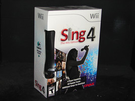 SING4: The Hits Edition (Nintendo Wii)  (Game &... - $39.10