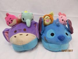 Disney Tsum Tsum Stompeez Tigger Eeyore Stitch Piglet Dumbo Pals  Kids S... - $10.14