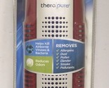 Envion TPP50RED Therapure Mini Air Purifier - Red