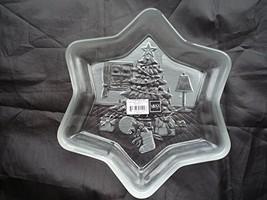 Mikasa Christmas Star Tree Sweet Dish 9 1/4 by Mikasa - $39.58