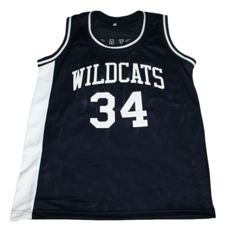 Len Bias #34 Northwestern Wildcats New Men Basketball Jersey Navy Blue Any Size
