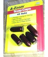 A-Zoom Precision Metal Snap Caps 45 ACP #15115  5 per Package - $16.12