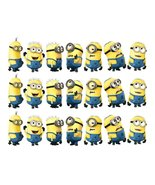 Despicable Me Minions edible cake strips cake topper decorations - $9.99