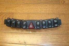 2000 MERCEDES W220 S500 OEM Front Center Dash Emergency Hazard Lock Swit... - $79.99