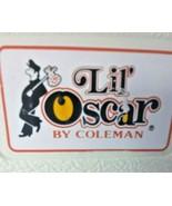 Coleman Cooler Lil Oscar summer food and beverage tote vintage 1978   / - $24.74