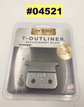 ANDIS T - OUTLINER REPLACEMENT BLADE #04521 - $24.74