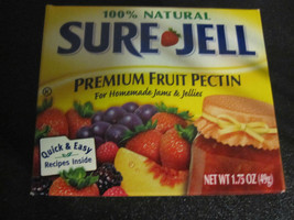 Sure Jell Premium Fruit Pectin 100% Natural - $5.64