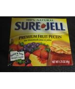 Sure Jell Premium Fruit Pectin 100% Natural - $5.64