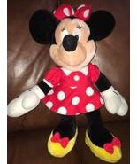Disney Minnie Mouse Plush Doll  - $16.00