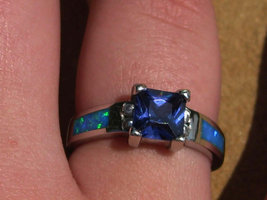 Haunted ring persuasion of djinn Gods Alchemy powerhouse of miracles Tanzanite - $76.80