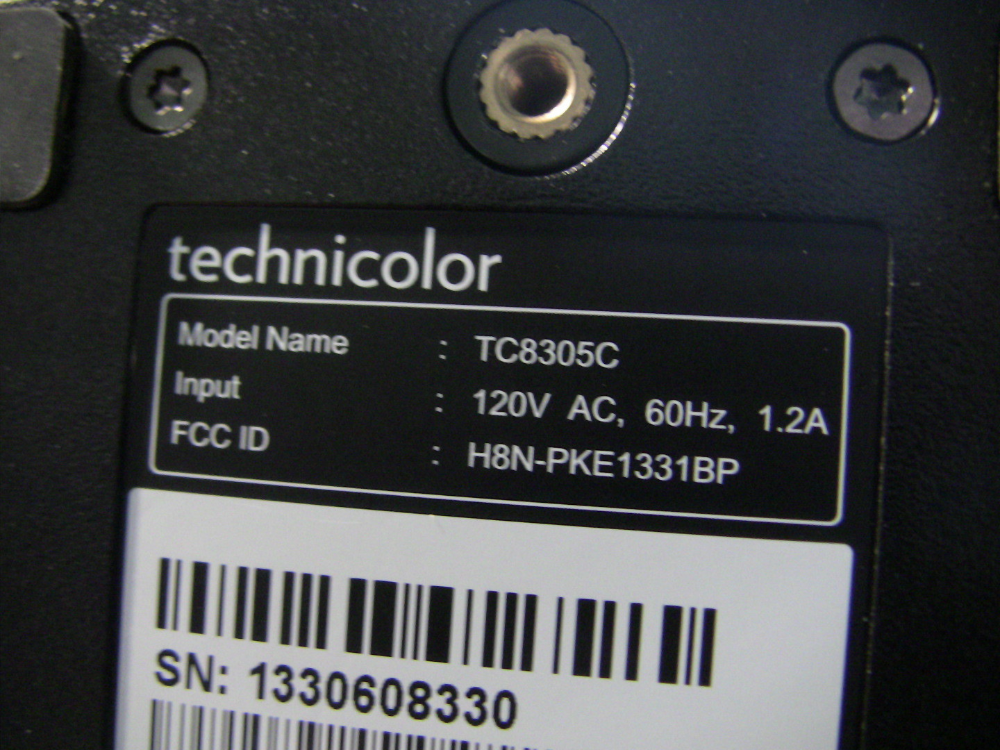 Xfinity Technicolor Wireless Modem Router and 50 similar items