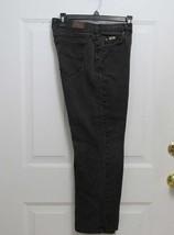 "New 8 P Lee Womens Faded Black Straight Leg Relax Waist: 30 x 27"" Inseam Jeans - $7.99"