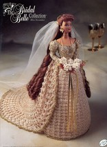 Miss November Bridal Belle for Barbie Doll Crochet Pattern/Instructions Booklet - $5.37