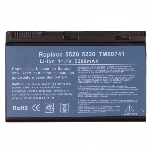 Primary image for Replacement Laptop Battery 5200mAh 11.1V for Acer GRAPE32