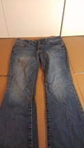 American Eagle Outfitters Womens Kick Boot Super Stretch Jeans Size 6 - $12.99