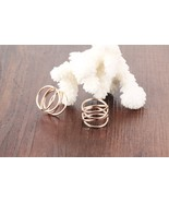 Fashion Rose Gold Plated Women  Bohemia Hollow-out Stainless Steel Weddi... - $24.95
