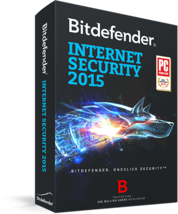 Bitdefender Internet Security 2015 Activation 3... - $16.99