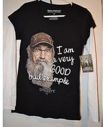 Duck Dynasty Womens Long Sleeve T Shirt Size  L  3XL  NWT Very Good Bad ... - $14.96