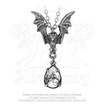 La Nuit Pendant by Alchemy Gothic - $29.65