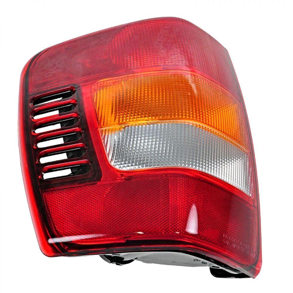 02-04 JP GRAND CHEROKEE Tail Lamp / Light W/ Circuit Board Left Driver