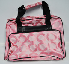 Pink Sewing Machine Tote - $57.75