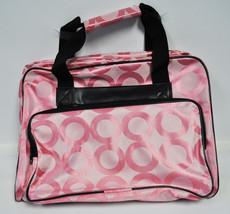 Pink Sewing Machine Tote - $57.75
