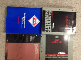 1995 Lincoln Mark VIII Service Repair Shop Workshop Manual OEM Set EVTM ... - $173.20