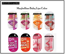 Maybelline Baby Lips Bright Out Loud, 6h Moisture & Translucent Color Li... - $10.00