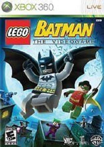 Primary image for Lego Batman The Videogame (Xbox 360)