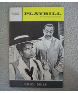 Playbill 1968 Hello, Dolly  with Pearl Bailey and Cab Calloway - $10.00