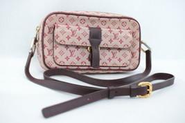 LOUIS VUITTON Monogram Mini Juliet Shoulder Bag Pink M92219 Auth sa1901 - $350.00