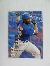 Alex Ochoa New York Mets 1996 Fleer Skybox Baseball Card 160 - $0.98