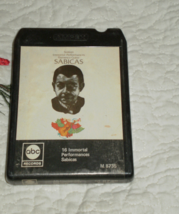 16 Immortal Performances Sabicas Flamenco Guitar 8 track tape - $24.00