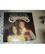 Close to You Remembering the Carpenters laserdisc sealed - $29.95