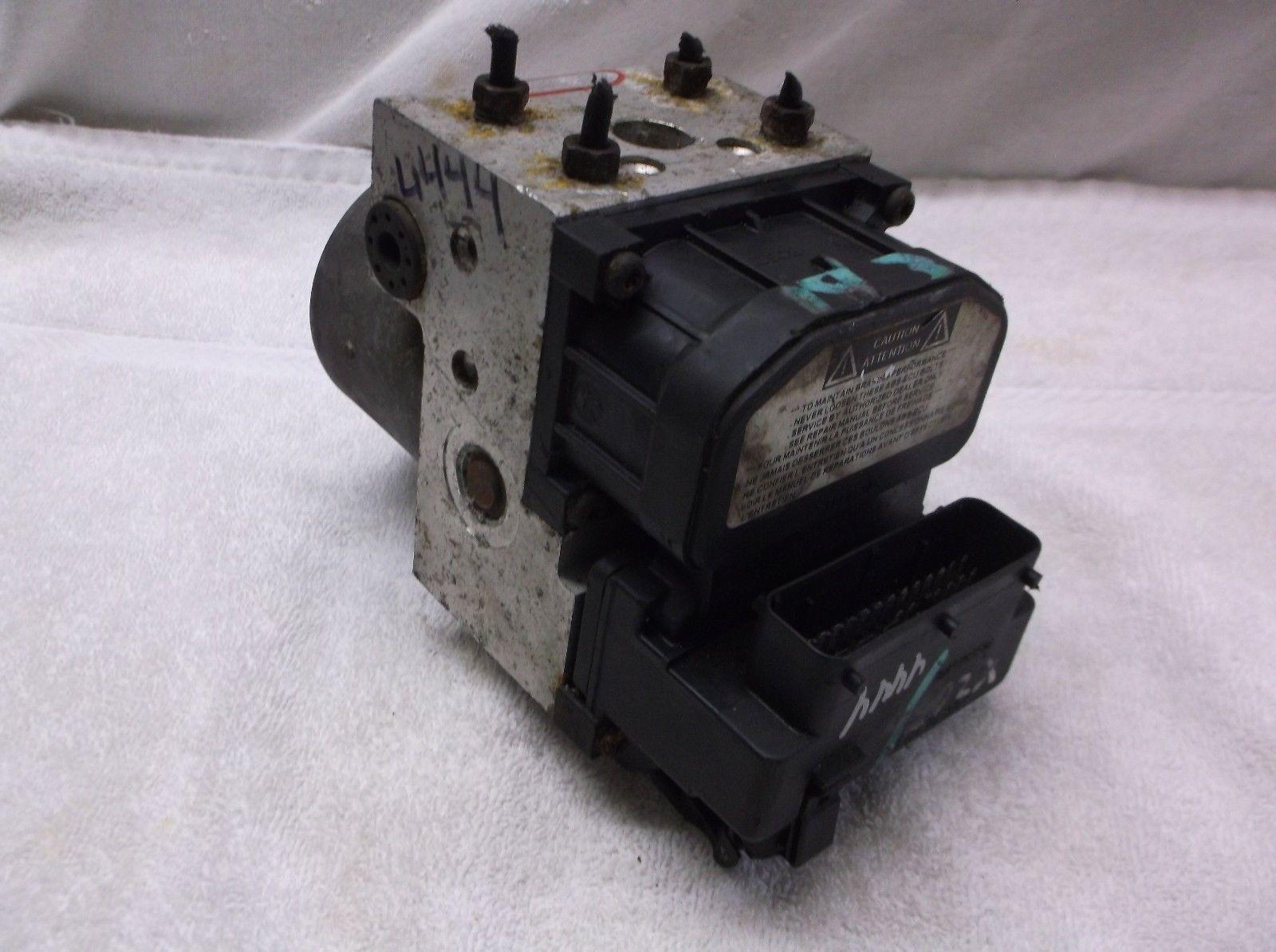 97 98 toyota camry avalon anti lock brake system pump. Black Bedroom Furniture Sets. Home Design Ideas