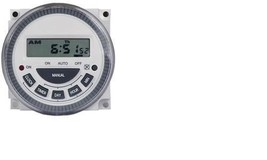 GTO Gate Timer 12/24V 24 Hours 7 Day Timer Mighty Mule Automatic Digital... - $62.23