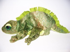 "Green Iguana Puppet 13"" by CalToy - $8.26"