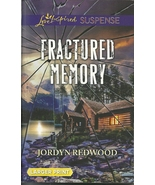 Fractured Memory Jordyn Redwood Love Inspired L... - $2.25