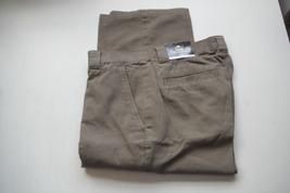 Mens Cargo Pants RedHead 6 pockets Olive 34 x 32 - $15.50