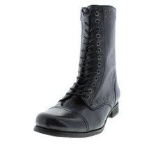 Diesel Women's The Wild Land Arthik Boot,Black,7 M US - $94.05