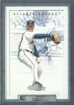 2002 Fleer Showcase #47 Tom Glavine  - $0.50