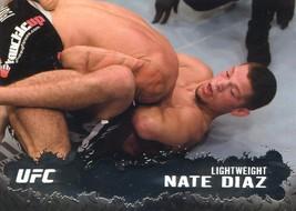 2009 Topps Ufc Round 2  Nate Diaz #3 - $3.00