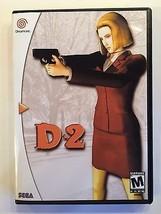 D2 - Sega Dreamcast - Replacement Case - No Game - $7.91