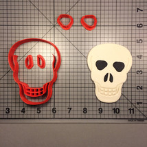 Skull 105 Cookie Cutter Set - $6.00+