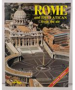 Rome and The Vatican from the Air Loretta Santini English Ed - $16.99