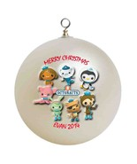 Personalized Octonauts Christmas Ornament Gift - $24.95