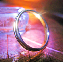 Haunted RING 7 POWERS OF HERBS & ROOTS MAGICK 925 BAND WITCH CASSIA4 - $58.77