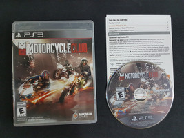 PS3 Motorcycle Club (Complete/Used Game) - $14.49
